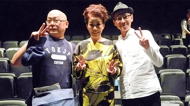 【観てきた】仁支川峰子さん主演舞台とイケメン俳優くんたちと。