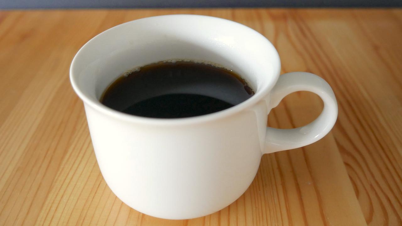 一人前でも美味しく淹れられる無印良品のコーヒードリッパー