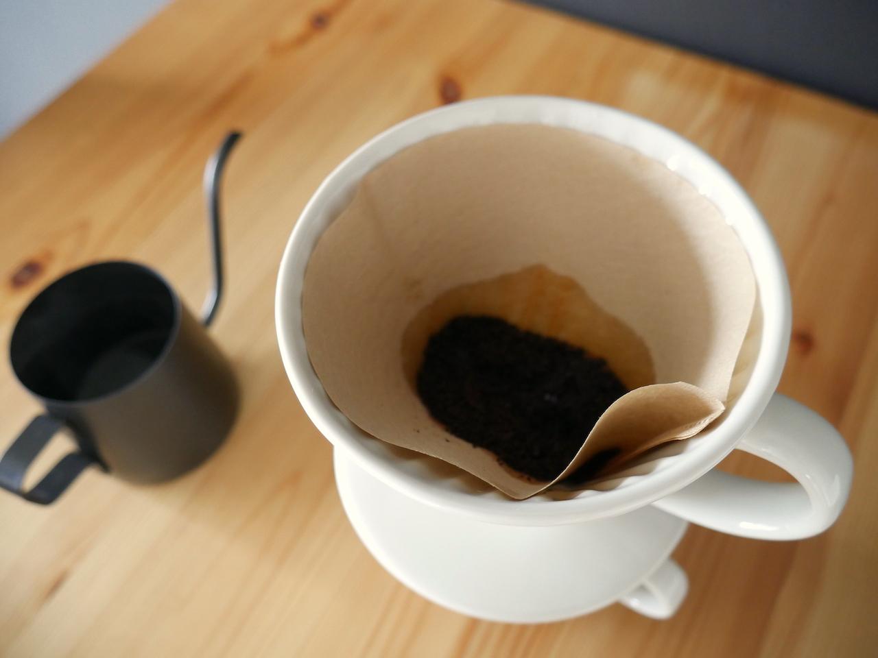 1日のスタートを美味しいコーヒーを無印良品のドリップコーヒーアイテムで