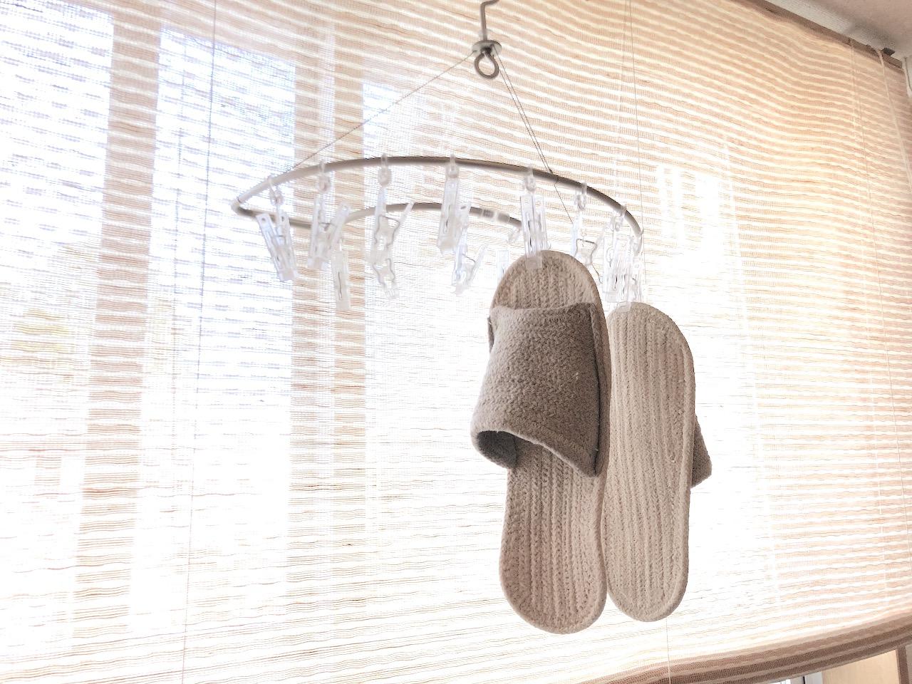 無印良品のスリッパを家庭で洗濯|ムジマリズム