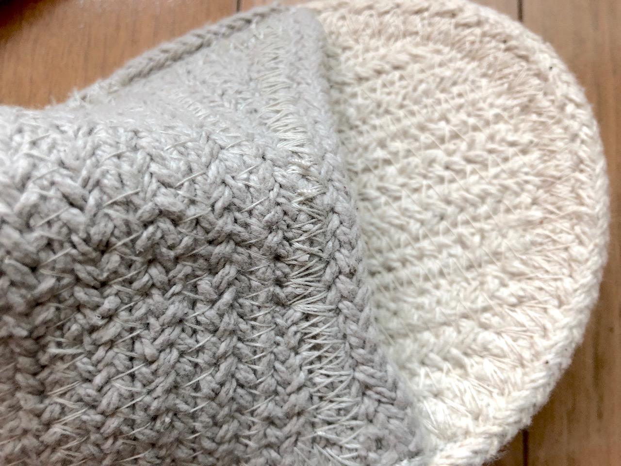 無印良品「インド綿混ルームサンダル」手しごとならではのオンリーワン|4色展開で好みが見つかります