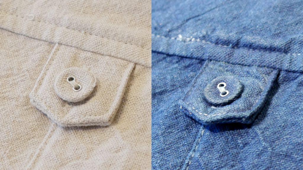 本藍染めによって、愛着のある洋服に新しい命が吹き込まれる。これもSDGsのひとつのカタチ。