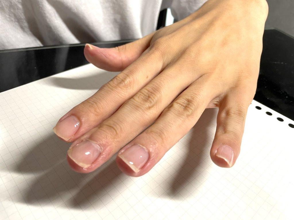 月2回、20分のメンズネイルケアで清潔感のある指先が完成|はじめてのメンズネイルケア