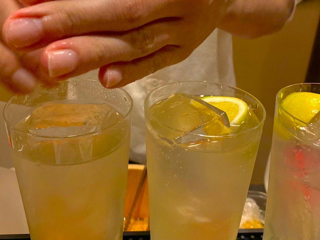 ここでしか飲めない「アレンジ系レモンサワー」の魅力 レモンサワー専門店「レモンレモン」