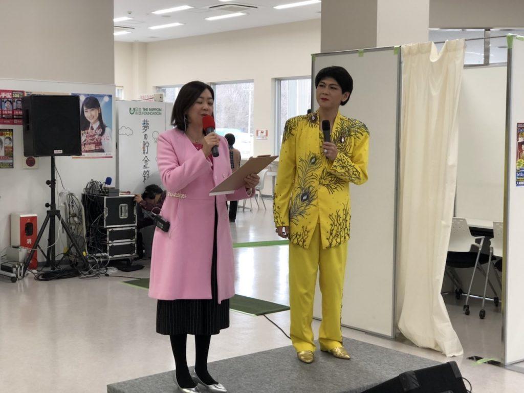 生放送後のお楽しみ、ミニライブスタート|そのまんま美川オフィシャルブログ