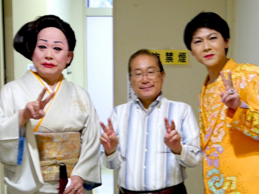 春日八郎を歌い継ぐ歌手、高橋旭さん|そのまんま美川オフィシャルブログ