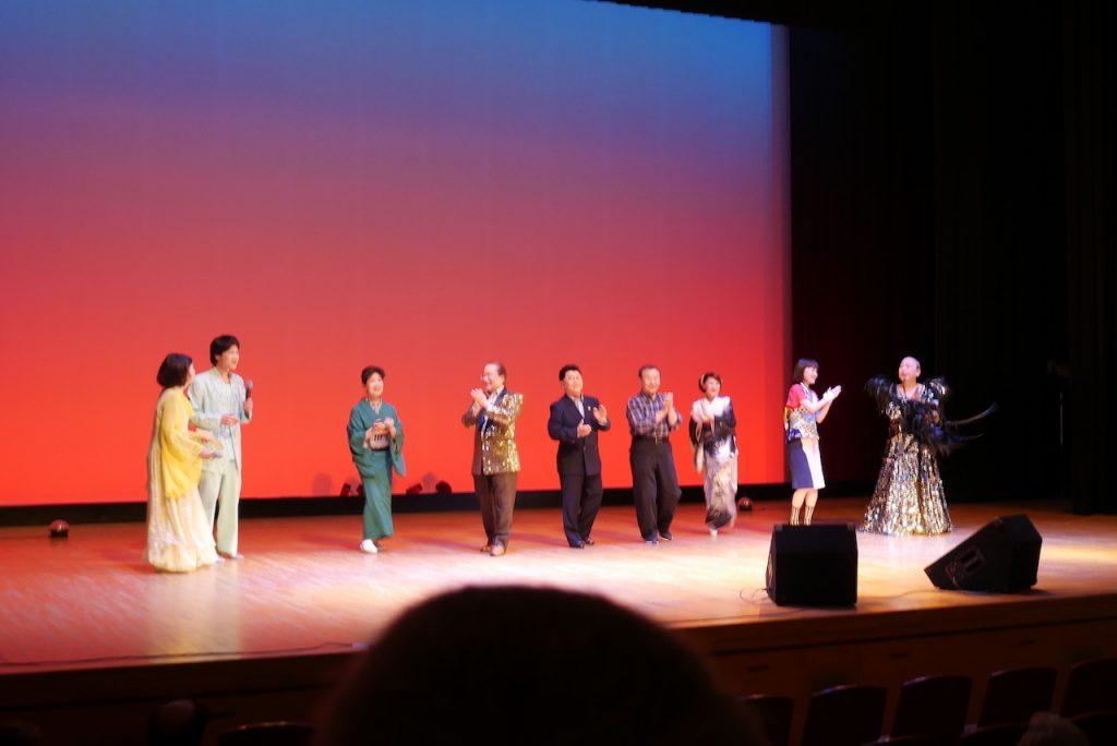 令和の時代にお届けした昭和歌謡な雰囲気満載のコンサート