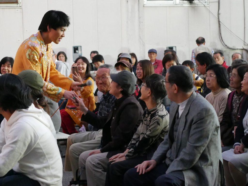 静岡ご当地タレント決定版 美川憲一ものまねでおなじみのそのまんま美川