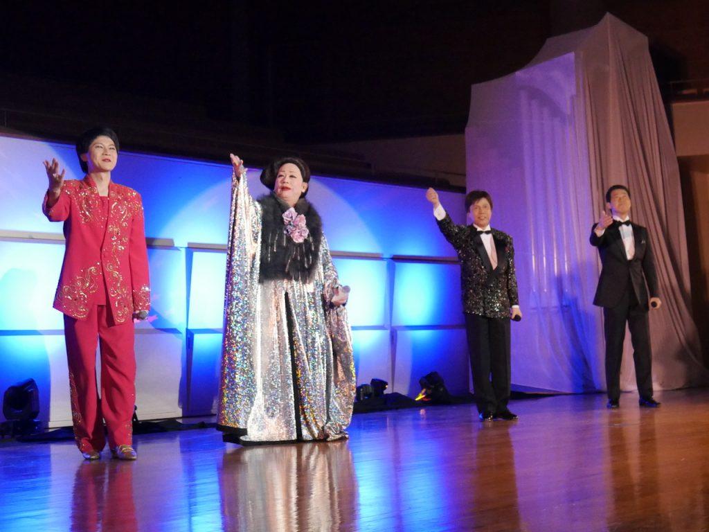 モノマネ界の重鎮が集結した貴重なライブ そのまんま美川オフィシャルブログ
