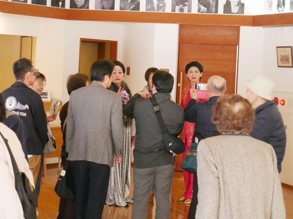 場外リップサービスにシニア世代大喜び! そのまんま美川オフィシャルブログ