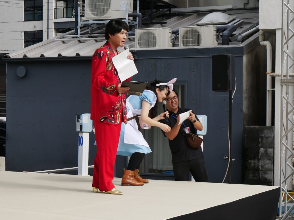 演出じゃないの…ガチでバタバタな舞台裏 そのまんま美川オフィシャルブログ