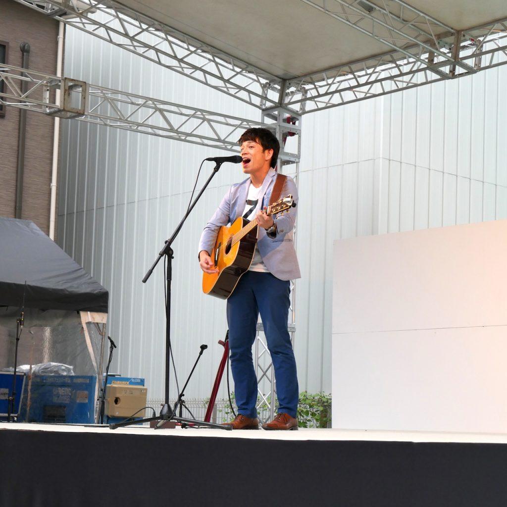静岡でさわやかは、ハンバーグだけじゃない!さわやかシンガーソングライター【ZilL】さん