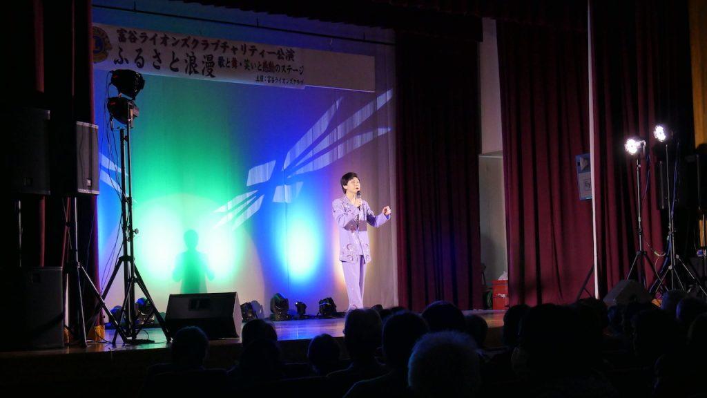 ふるさと浪漫というコンセプトにあわせてご当地ソングや北国演歌も|そのまんま美川オフィシャルブログ