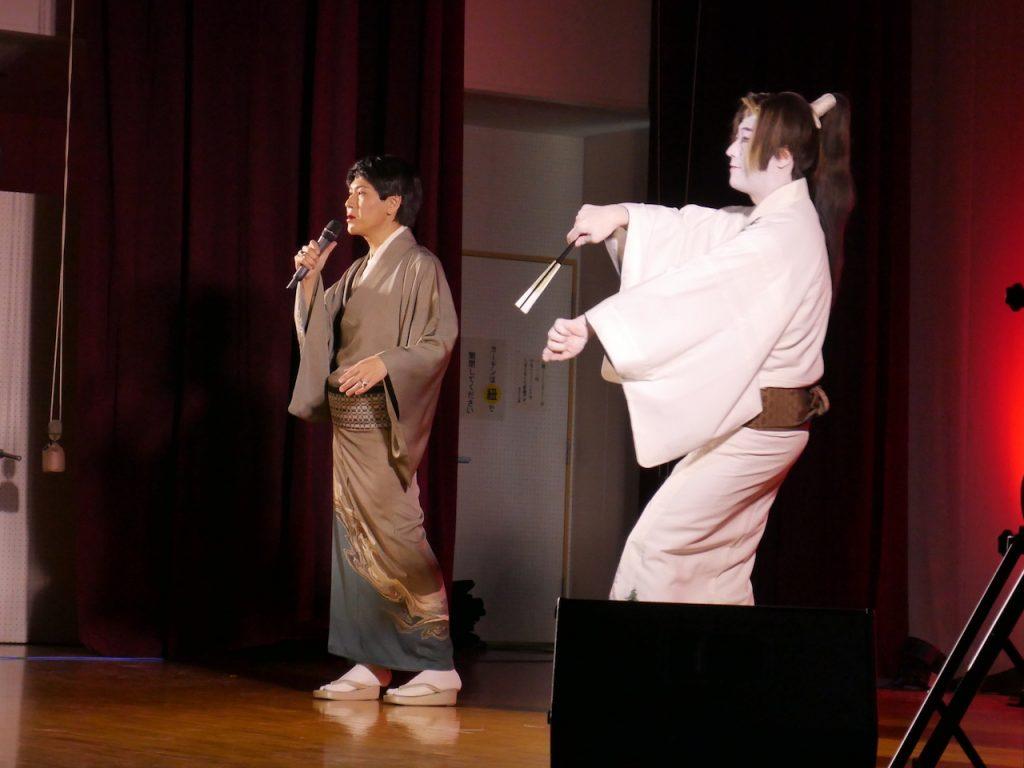 なんと、矢切の渡し歌いました|美川憲一さんは歌わないだろうけど…