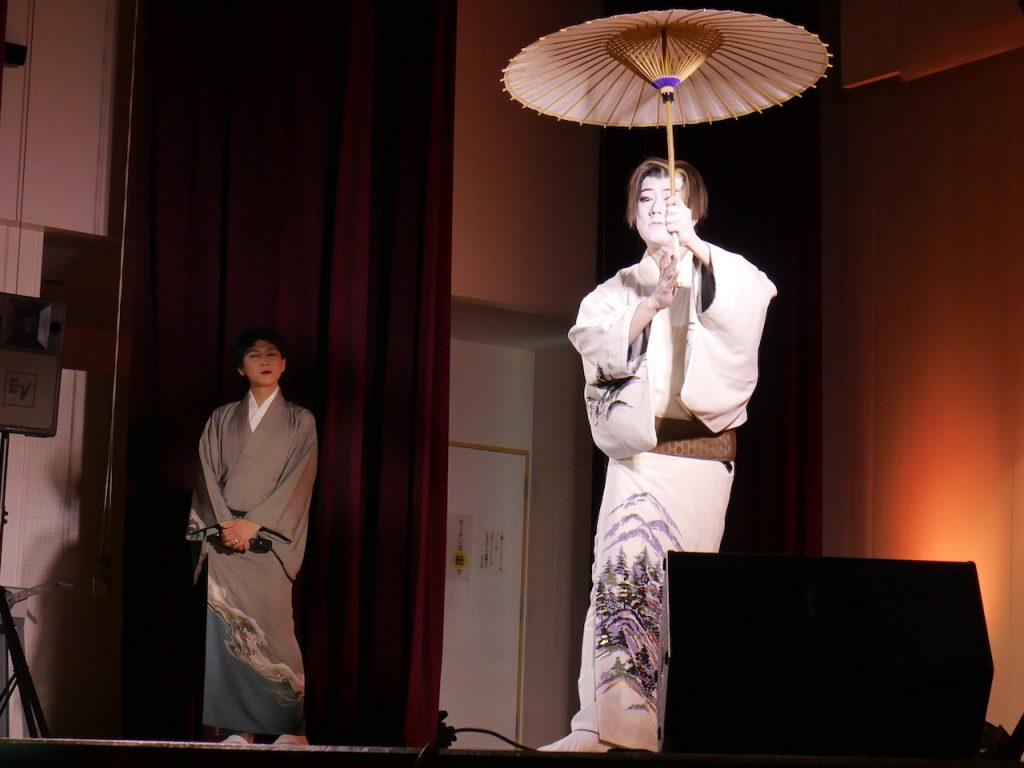 コラボステージならでは「矢切の渡し」美川さん風|そのまんま美川オフィシャルブログ